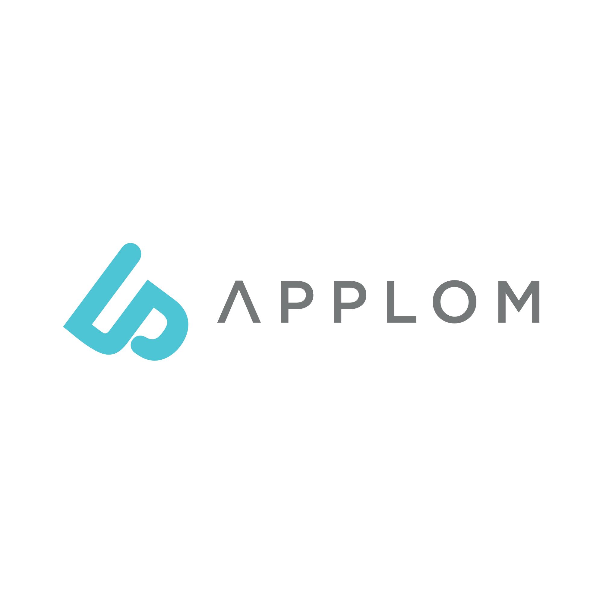White Applom Logo 2000 x 2000.png