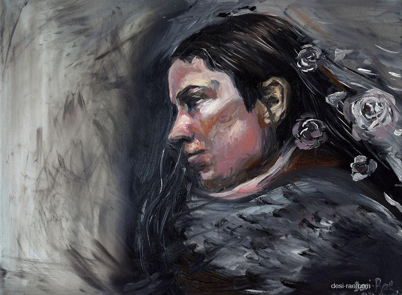 custom portrait -