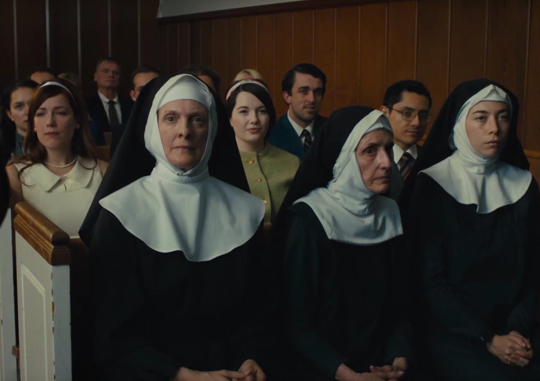 Sister Maria,  Aloud , AFI Films