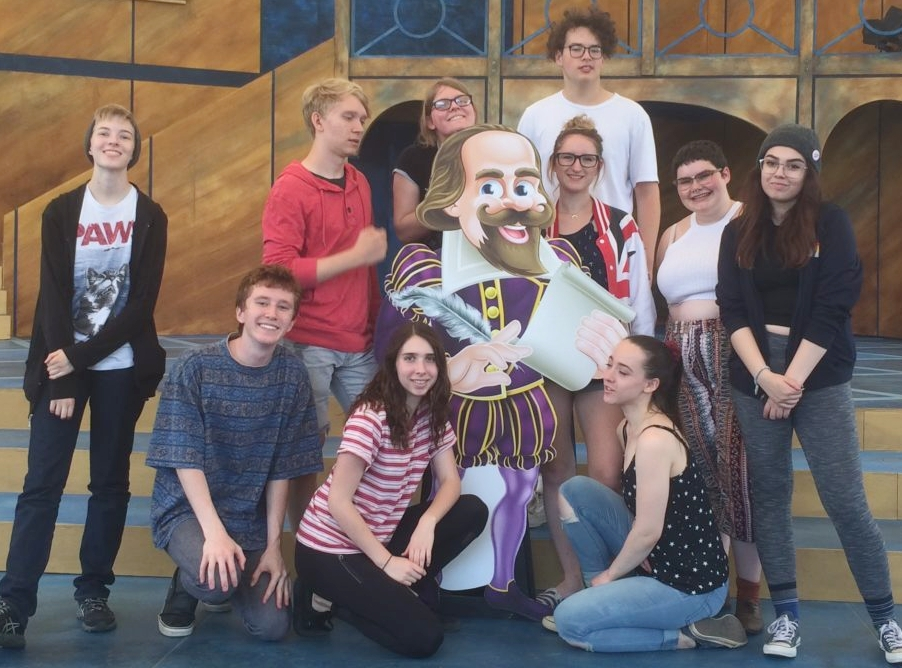 Shakespeare Intensive for Teens