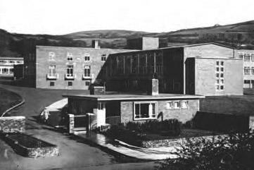 Ballysillan Road in 1957