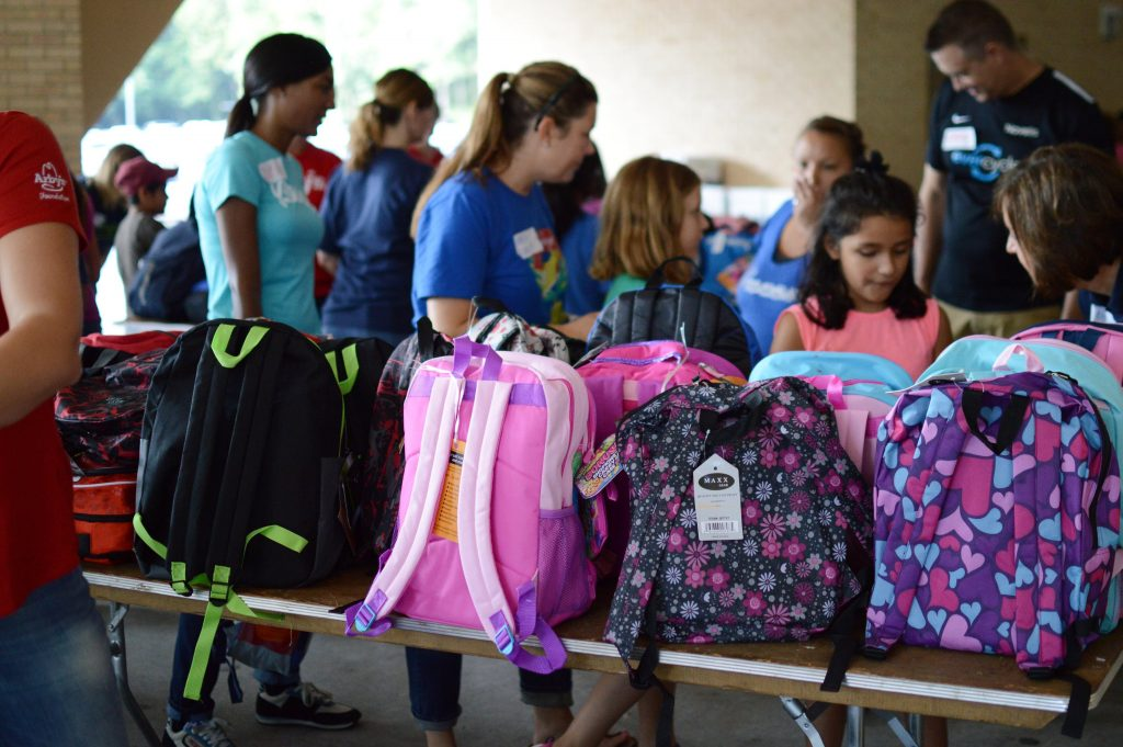 We can help ensure students begin the school year prepared to succeed! - Each year, The Agape Center collects and distributes new backpacks filled with school supplies for 2,000+ under-served students in the community.We hope to team up with them to make this event a huge success. Feel free to bring school supplies or send your donation to Huyen (Venmo: Huyen, Cashapp: $SayHuyen)