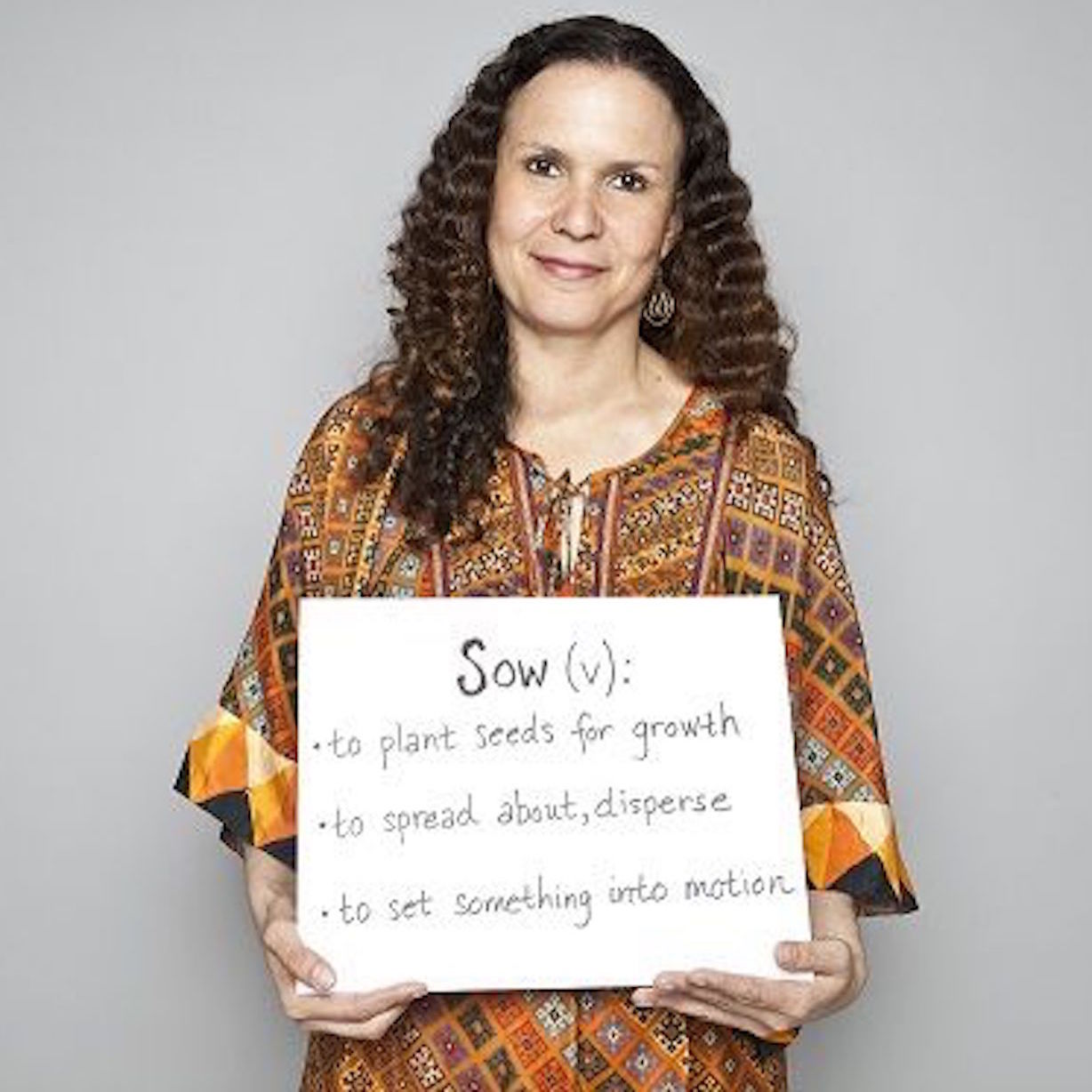 Tanya Van Court , Founder and CEO of Sow