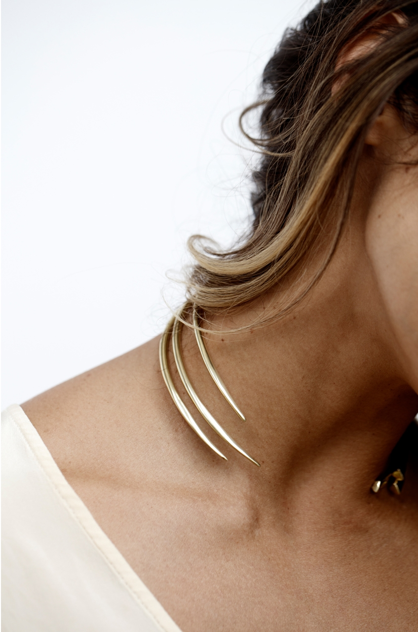 Lorae Russo - Eve Chokers Stacked