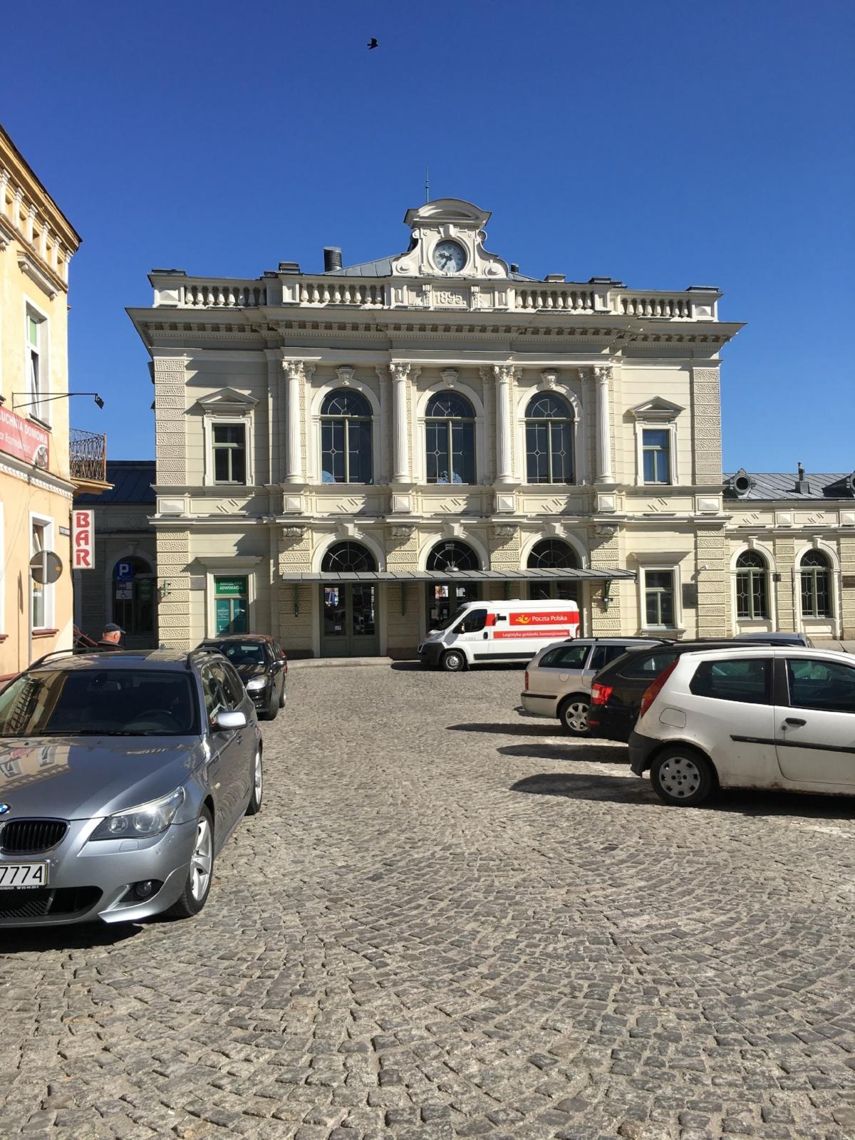 Przemsyl Train Station