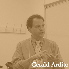 Dr. Gerald Ardito has been working in Education for almost three decades. His experience includes adult education, adolescent Biology, and most recently higher education. He is the Assistant Chair and Assistant Professor of STEM-D Education at Pace University's School of Education. His research interests include the development of self-directed, technology-enhanced learning environments.