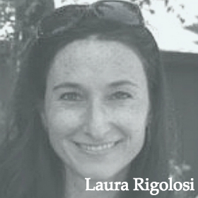 Dr. Laura Rigolosi has taught English at the middle school, high school, college and graduate school level and continues to find joy in teaching and learning! She began her teaching career nearly twenty years ago, and is passionate about finding ways to help students access texts at all levels. She has facilitated workshops nationwide on content- area literacy, and approaches to teaching reading and writing to heterogeneously-grouped secondary students. Laura loves working with schools on how to increase student participation and engagement, and looks forward to continuing her work this year!