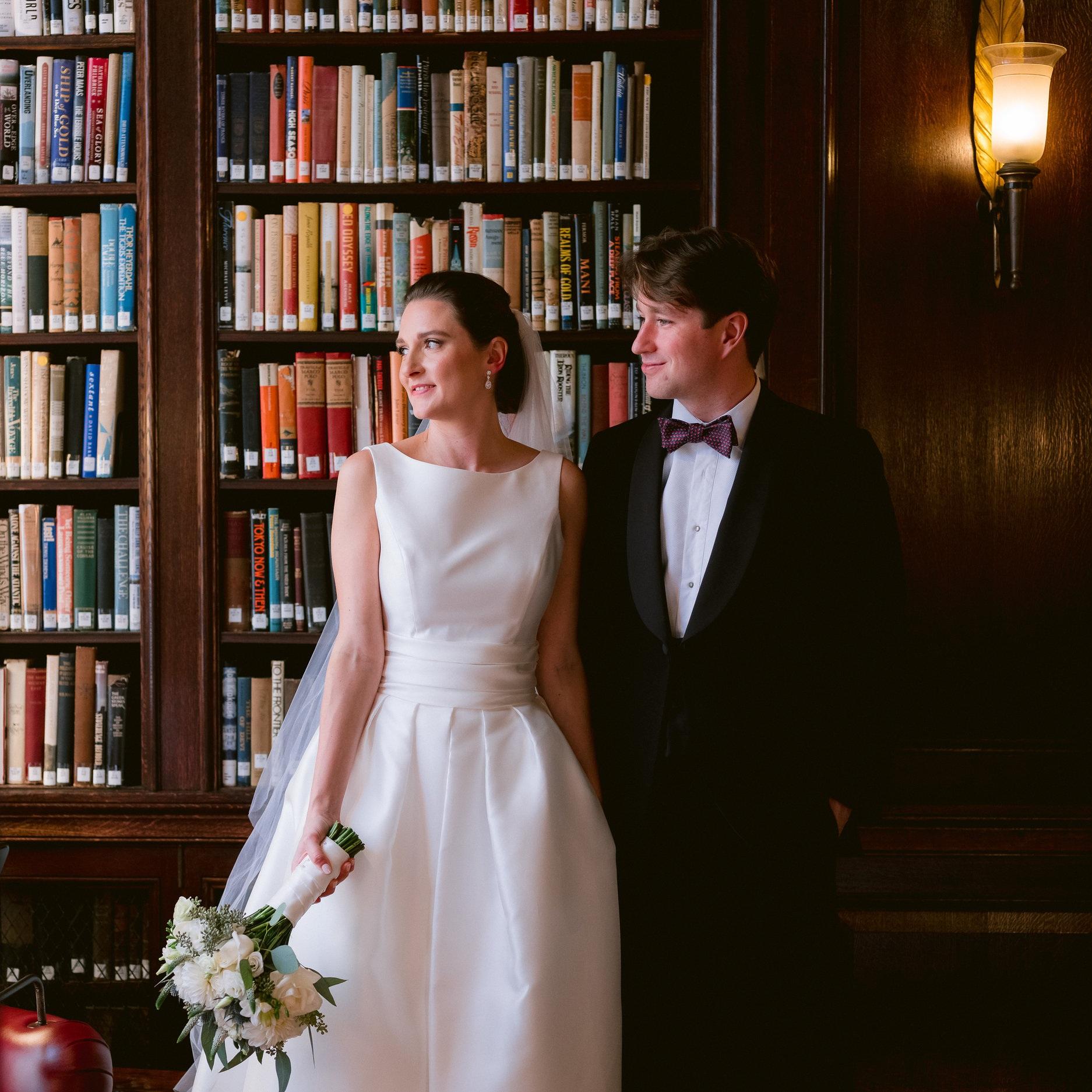 Hermione & Will's wedding