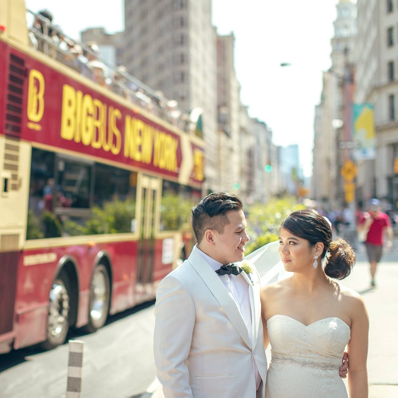 Leslie & Rich's wedding