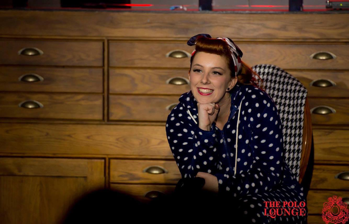 Netflix & Chill @ Glasgow Festival of Burlesque, November 2016