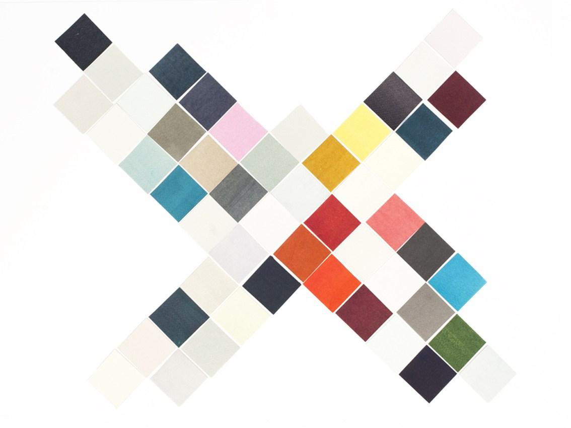 Color as a tool är ett undersökande projekt om hur färg kan användas som ett verktyg. Det som är spännande med färg är att det konstant bedrar. Färger påverkas alltid av sin omgivning och uppfattas och förstås olika.