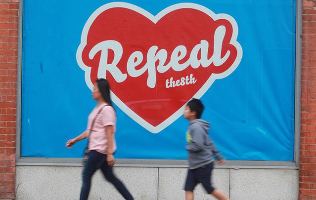 Irish Diaspora want their say in Repeal the 8th abortion debate