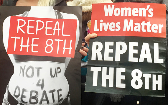 Here's what you can do this Christmas to campaign for free, safe and legal abortion in Ireland