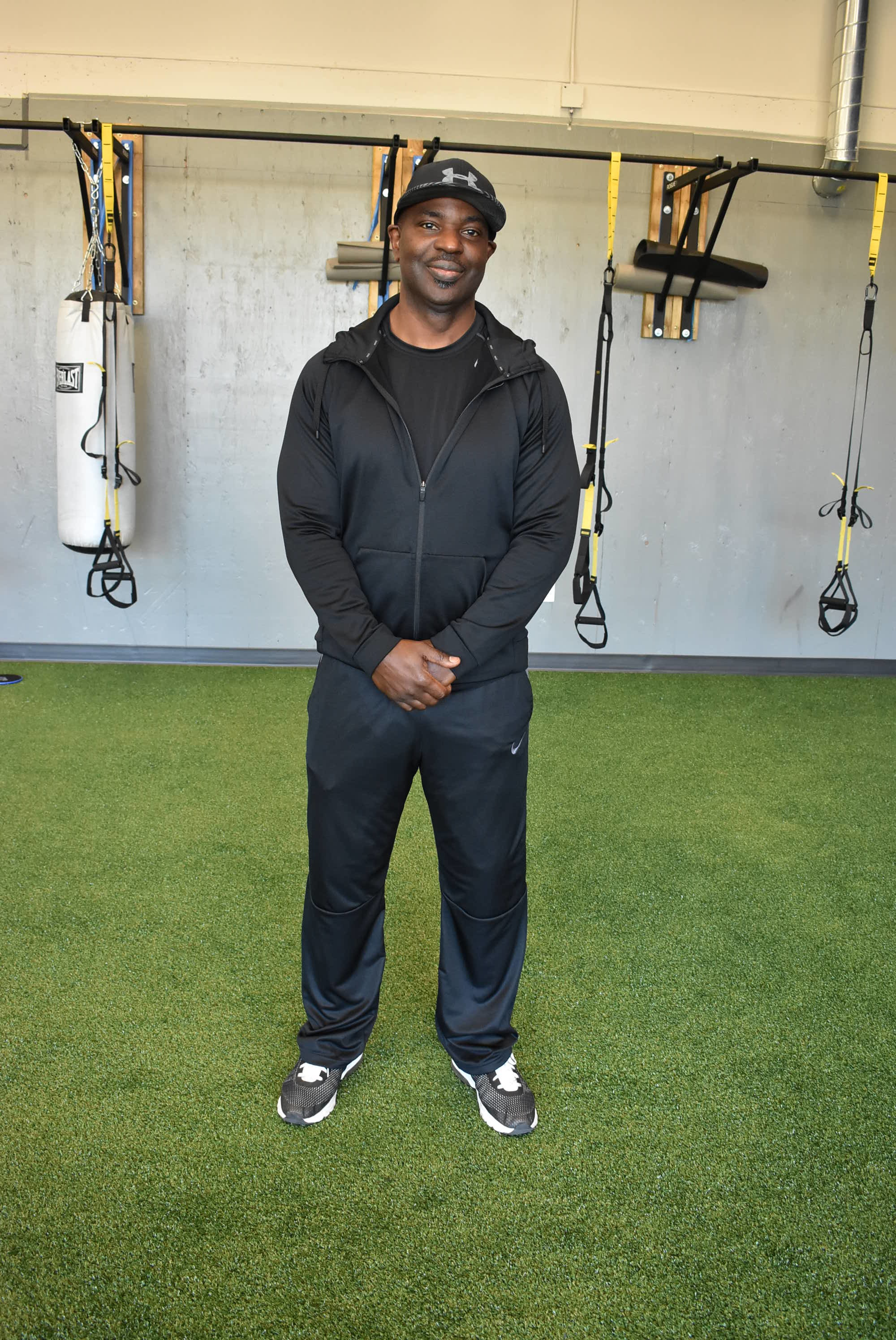Jeffrey Scott, owner of ME & I Fitness and North High School graduate, also owns an emotional intelligence consulting firm. The gym is owned by that firm.  Photo by Cirien Saadeh