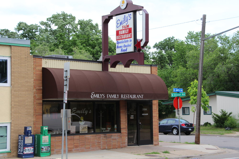 Emily's F & M Cafe, formerly owned by Emily and Elliot Benincasa, has been a Northside restaurant staple for decades.