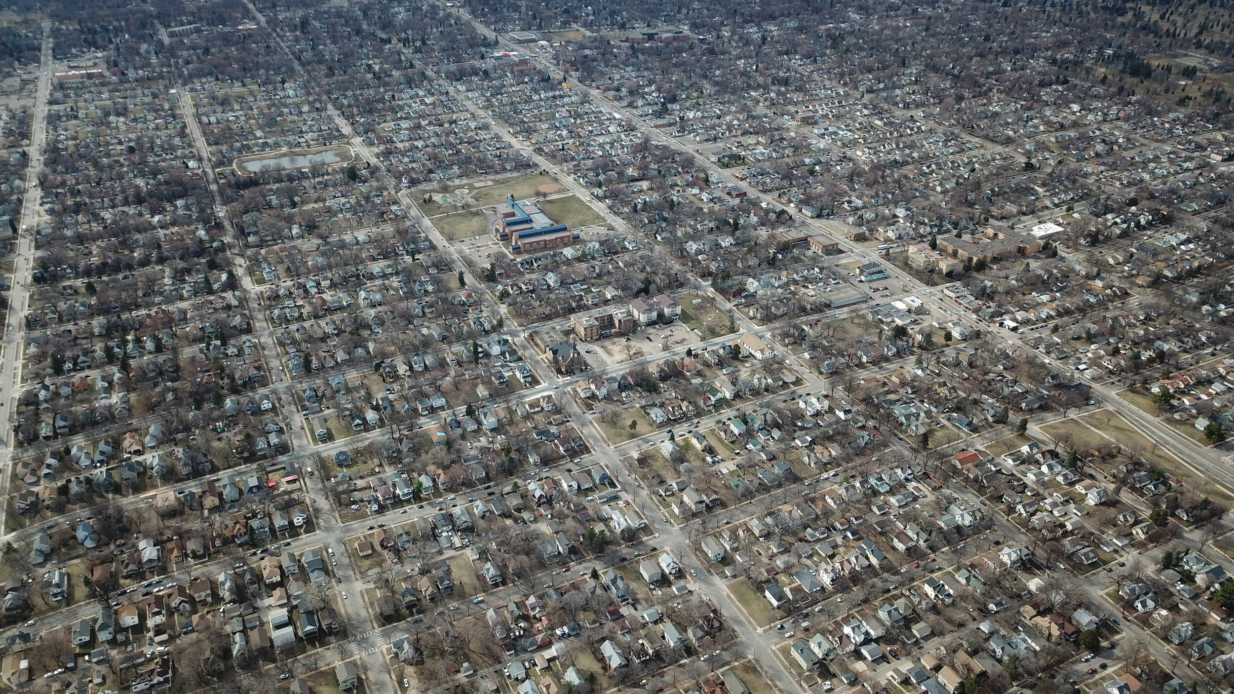 Community members say housing is one of the most urgent issues North Minneapolis residents face.  Photo by Calvin O'Keefe