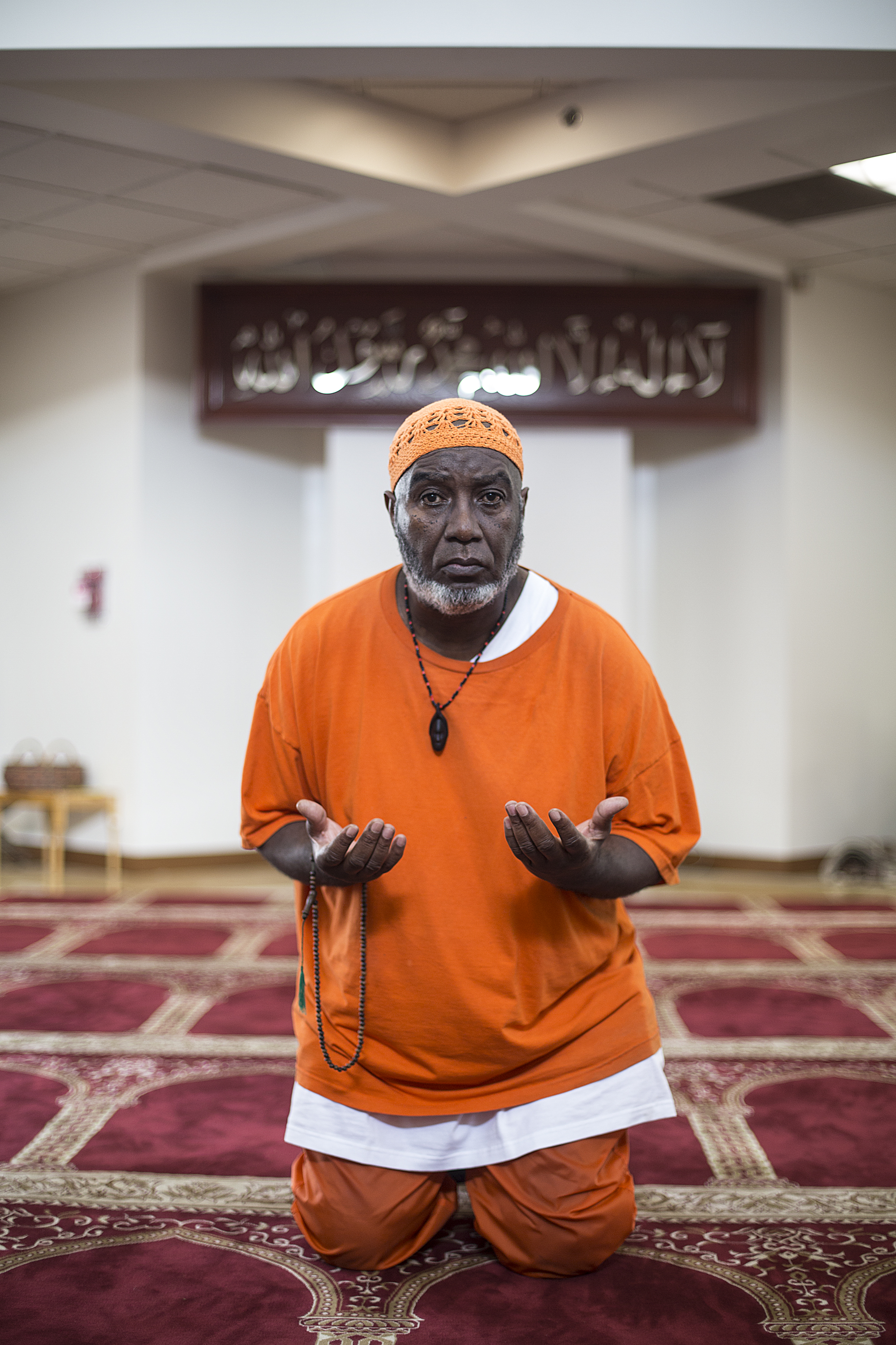 Al-Haqq Zayid fills a need in the Muslim community with culturally based addiction treatment.  Photo by David Pierini