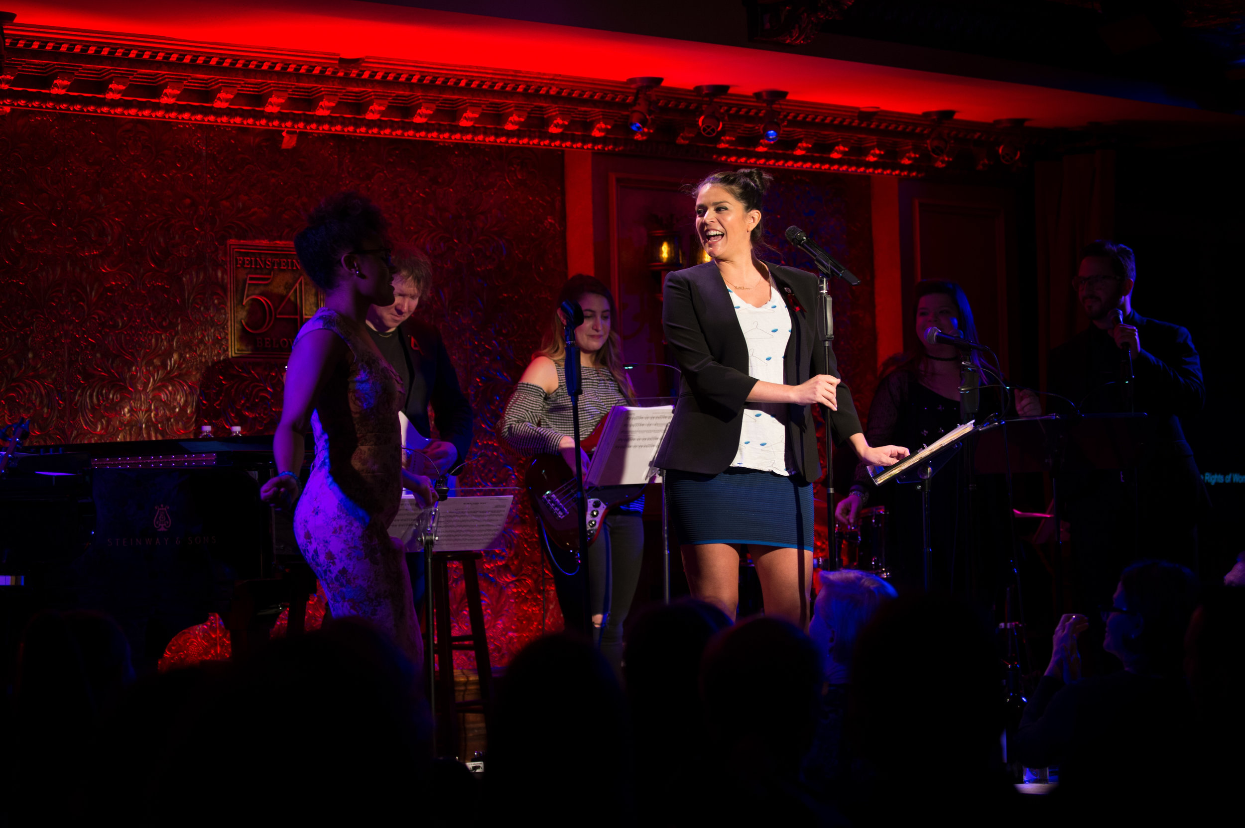 Broadway Acts for Women 2017