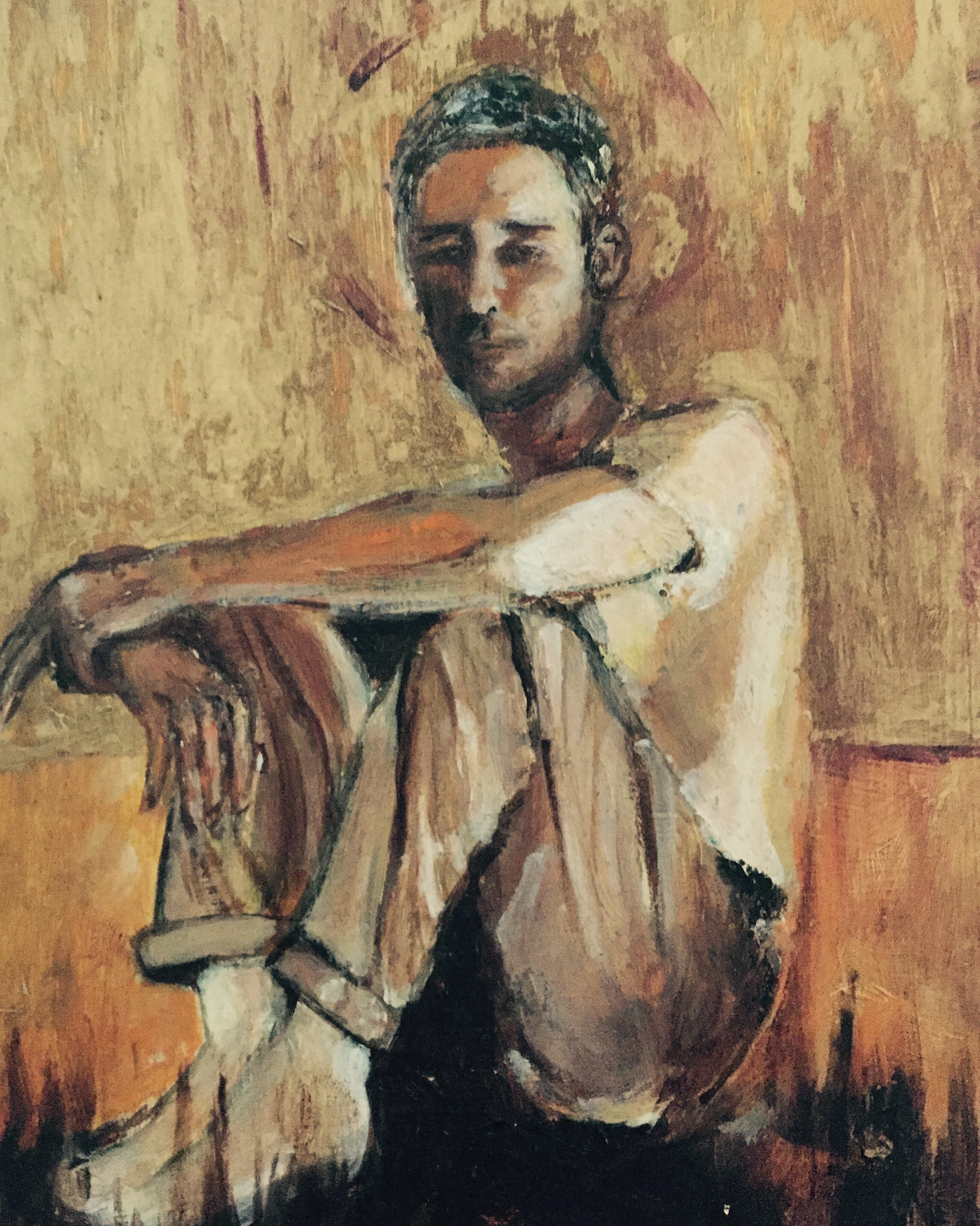 Will, Oil in Wood , 1993