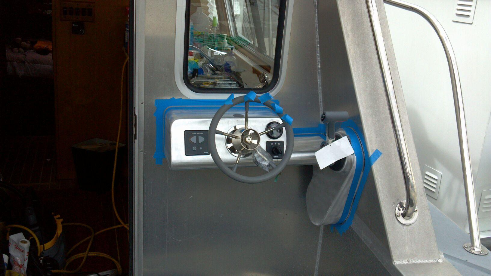 Outdoor steering station Coastal Craft S3 Maritime.JPG