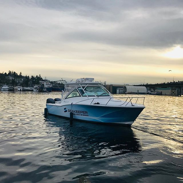 Welcome to Seattle! The Seakeeper demo boat will be at the upcoming Seattle Boat Show on Lake Union from January 25th - February 2nd. Come see for yourself and be amazed!! #seakeeper #seattleboatshow #s3maritime