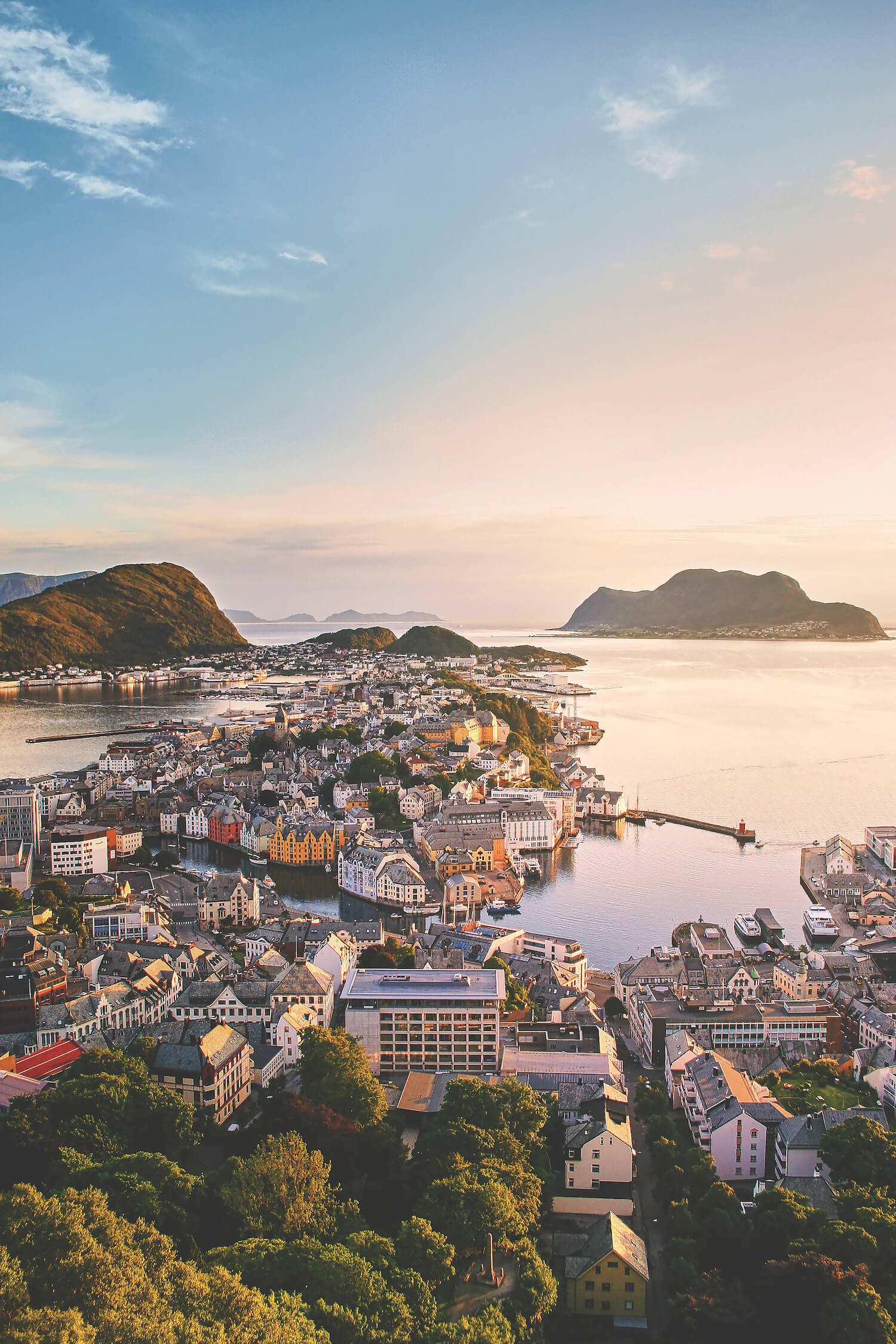 Scandinavia, or more widely the Nordic, is a region in the far north of Europe