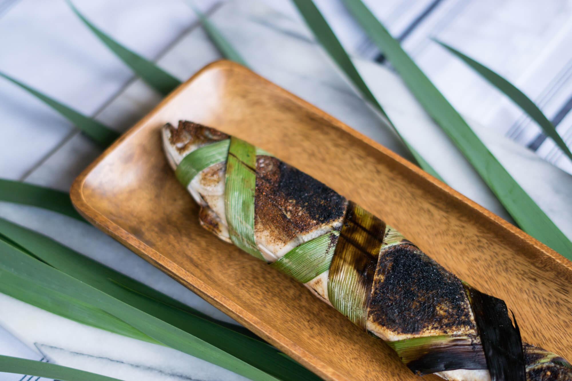 Amazon Grilled Fish
