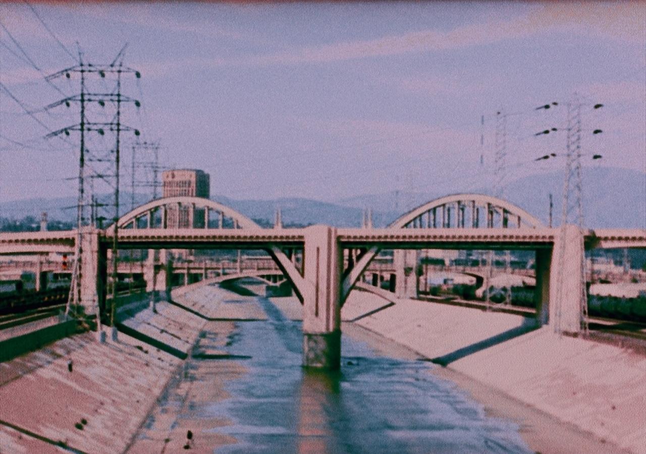 6th Street Bridge Posterity Project   16mm Ektachrome 2012