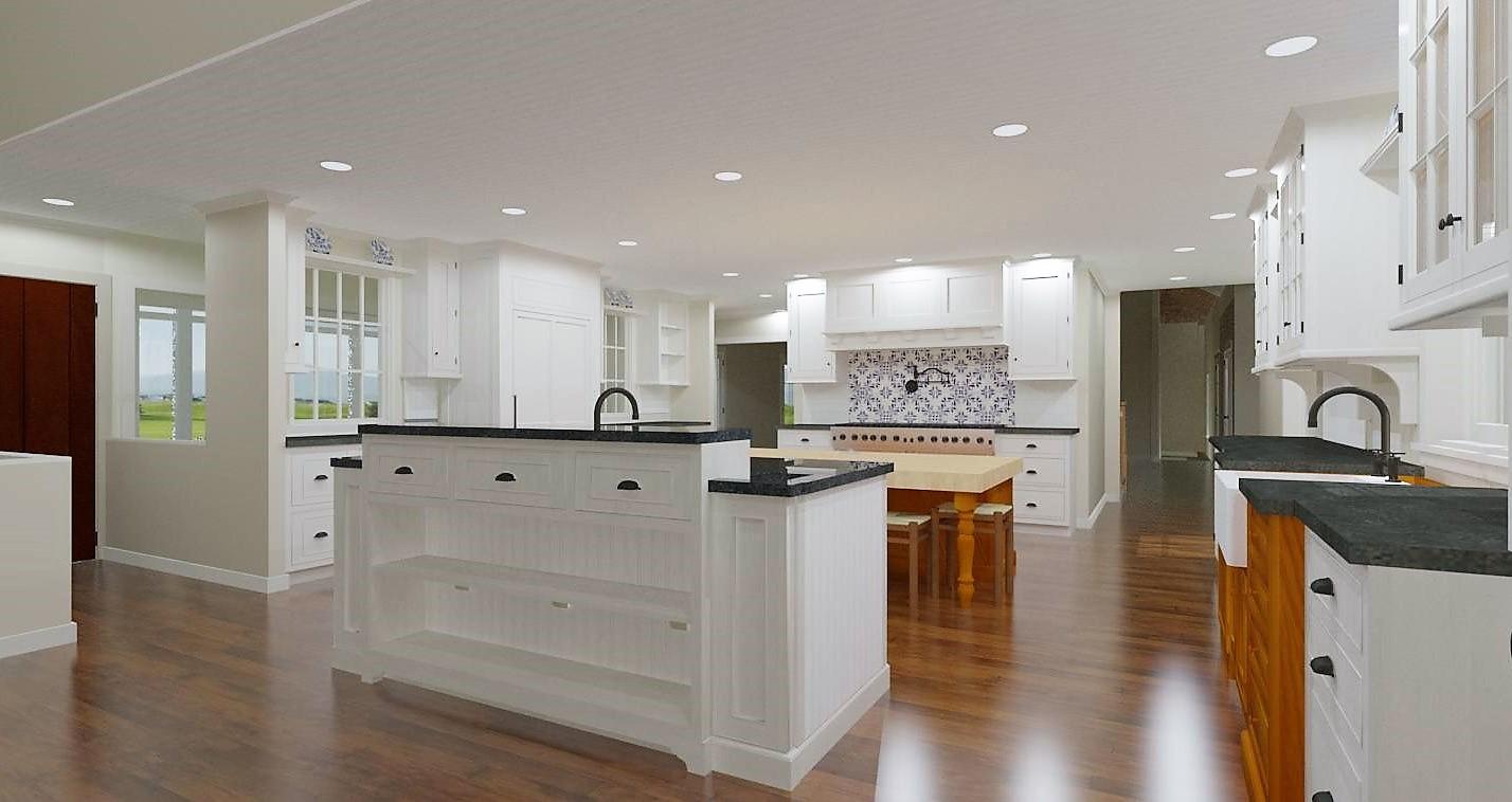 Designing Kosher Kitchens — Byrne