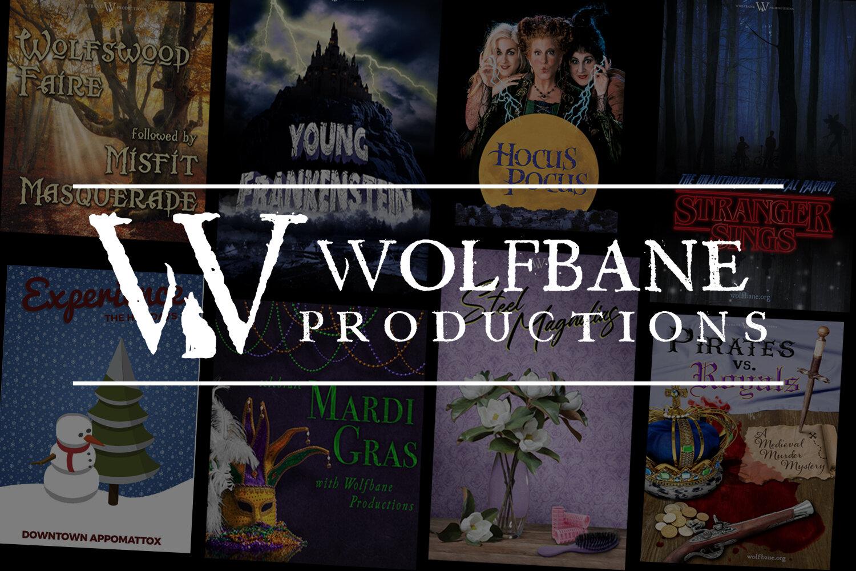 Halloween 2020 Appomattox Va Wolfbane Productions
