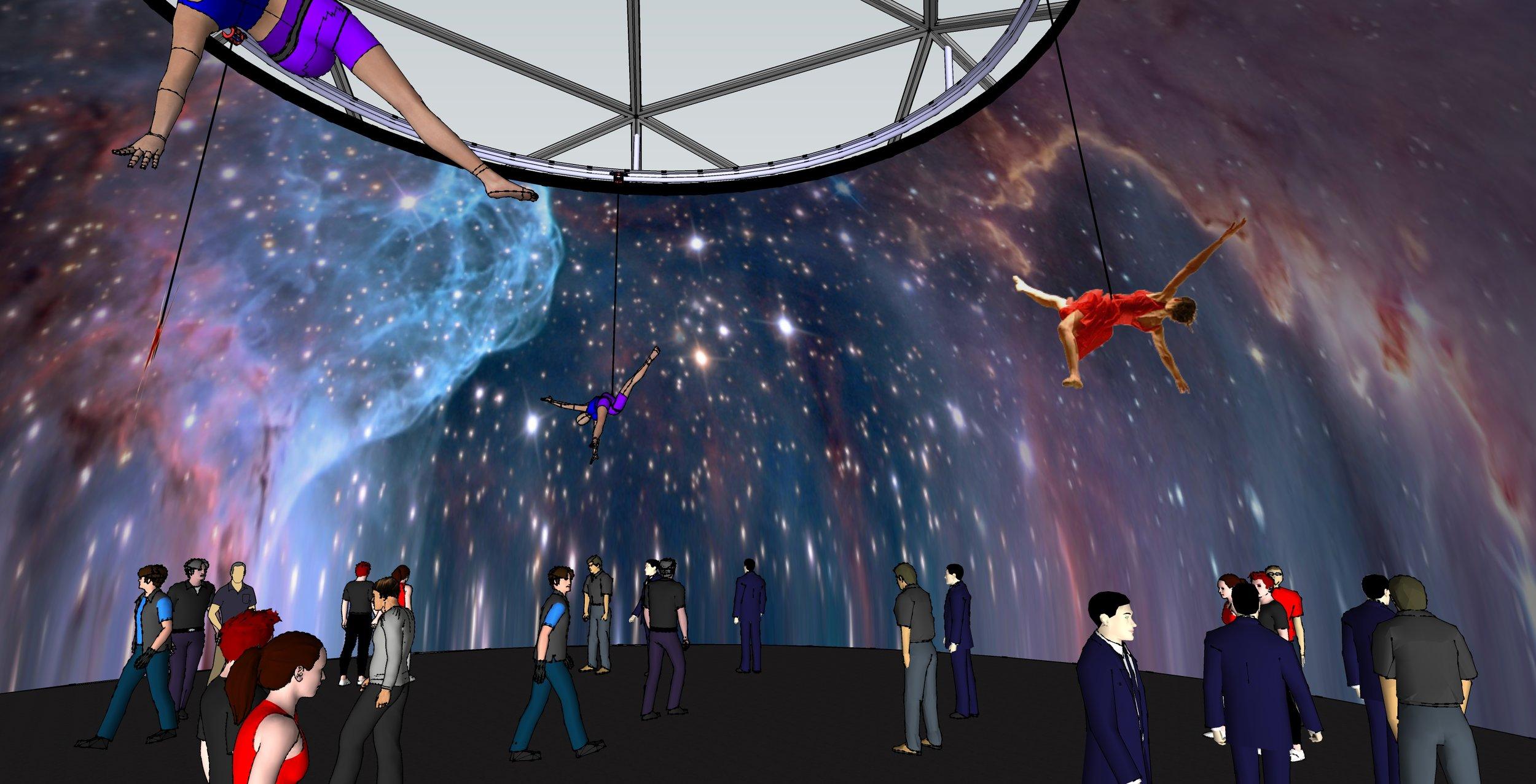 Big Skies Dome in Development