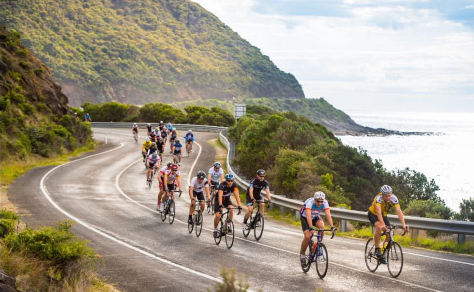 Cycle - Ride the iconic Great Ocean Road and explore the beautiful hinterland. Find a local ride