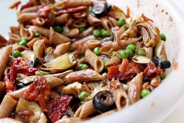Summer picnic pasta salad (Source: pastafits )