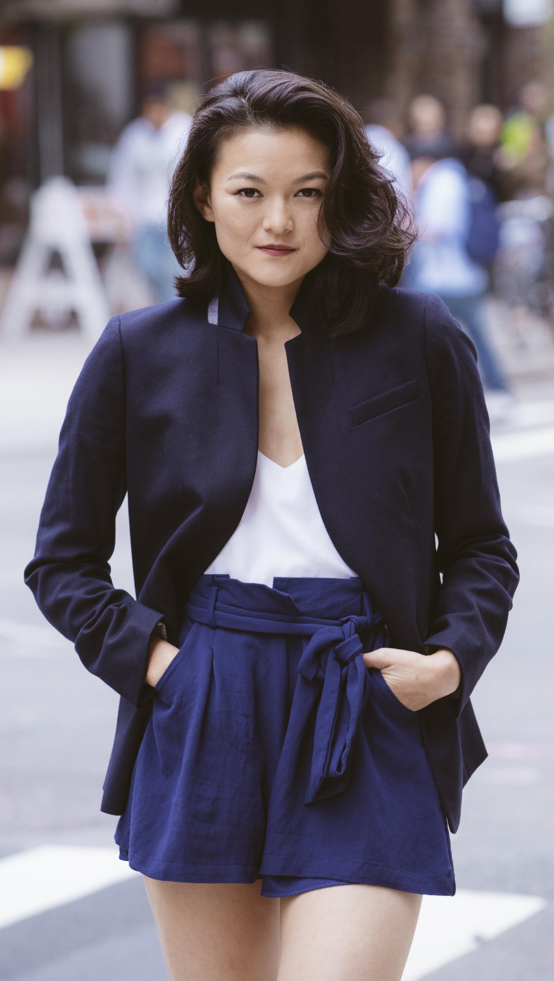 Tina WongLu IMDb