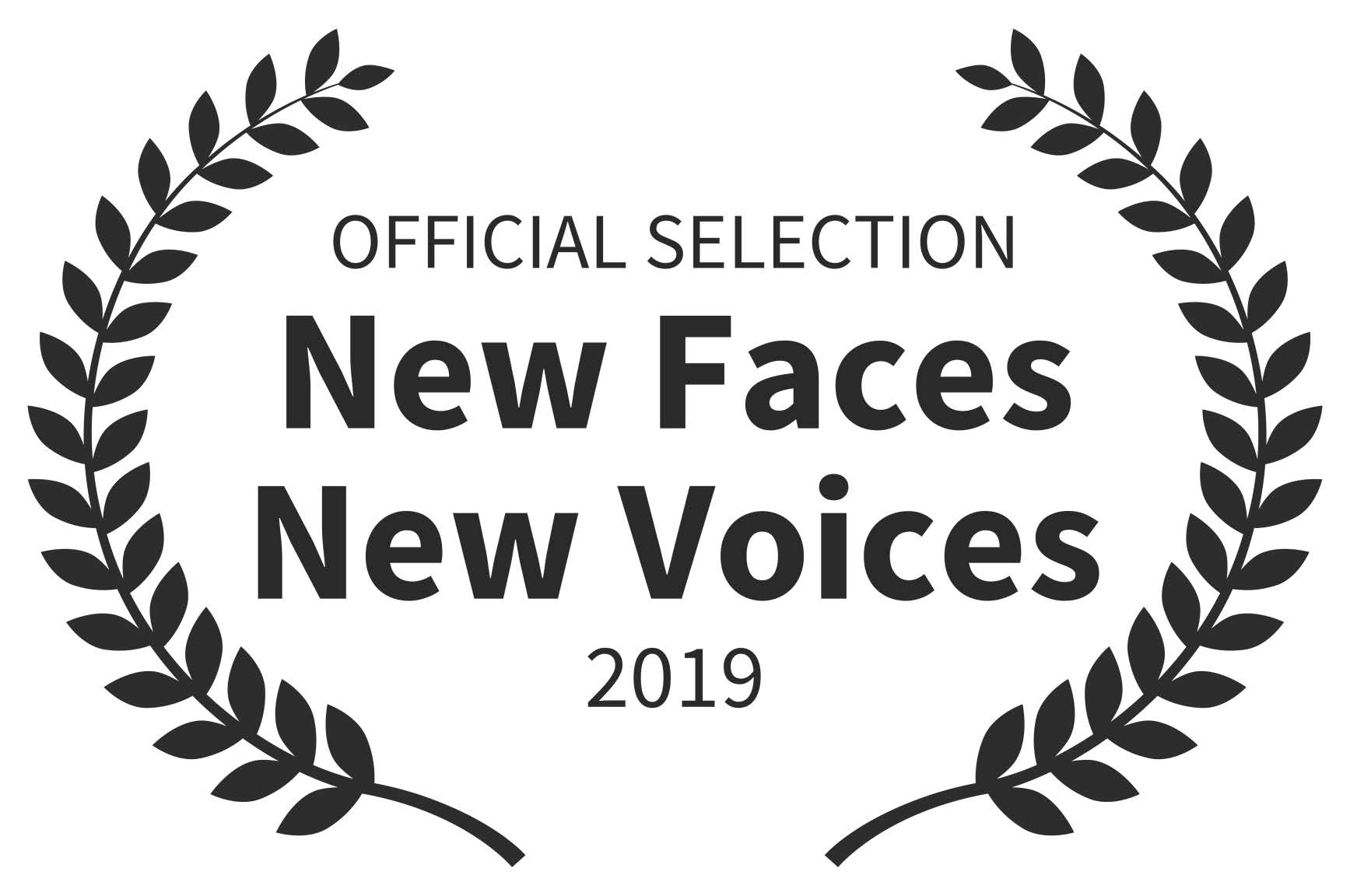 OFFICIAL SELECTION - New Faces New Voices - 2019.jpg
