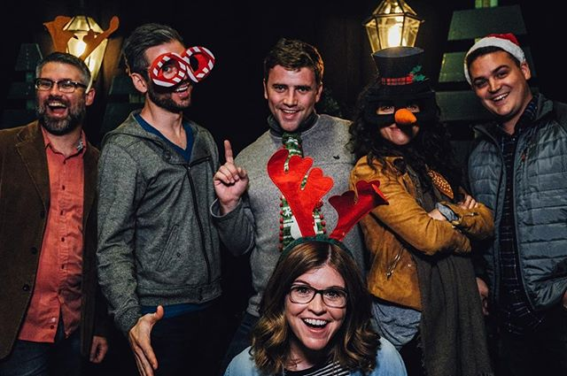 PC3 Production/Band Christmas Party Photobooth, 1 of 3