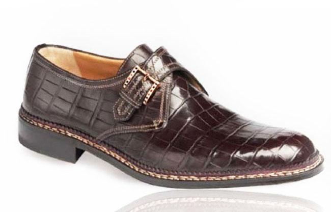 A. Testoni Italian shoes, $38,000