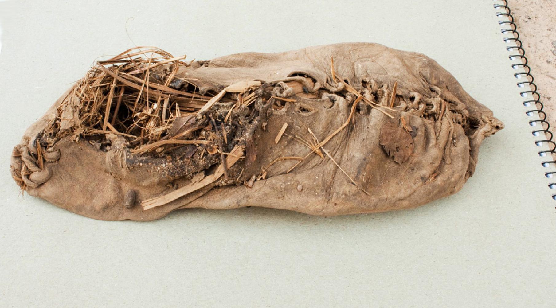 The Armenian Areni shoe