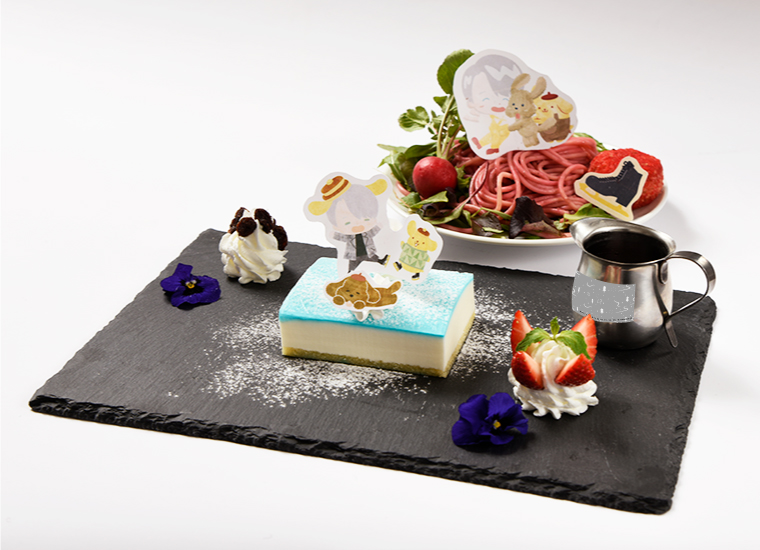 ¥ 1,990 Cream Cheese Cake Set