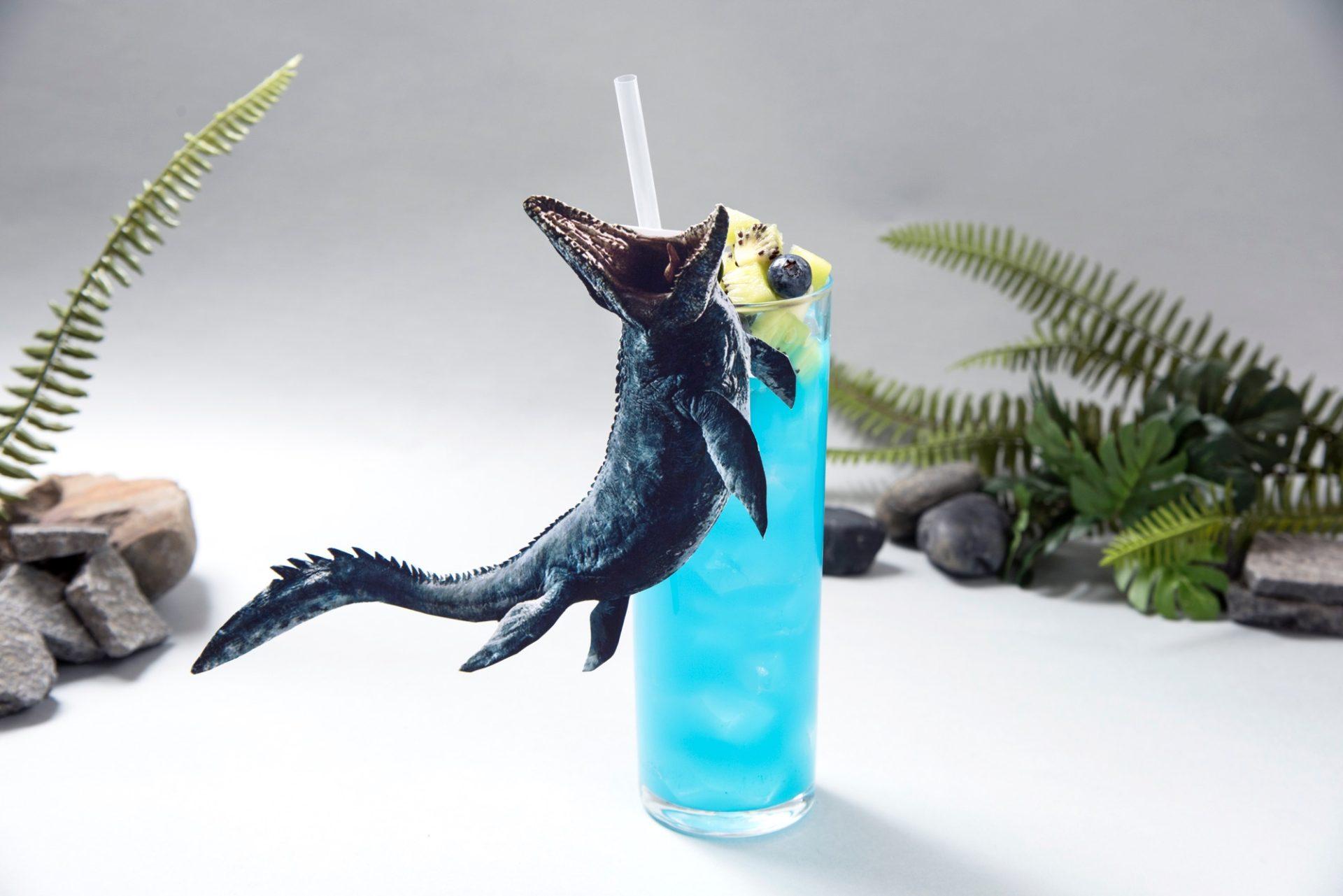 モササウルスソーダ