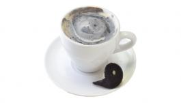 闇のヒスイコーヒー