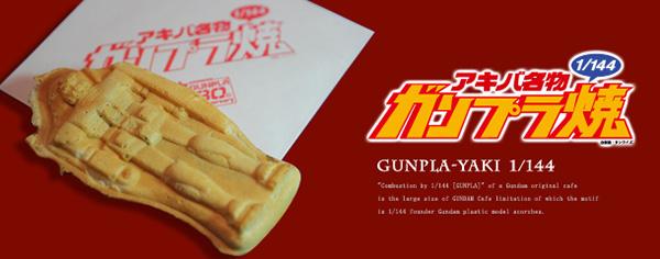 'Gunpla-Yaki' available at DiverCity location