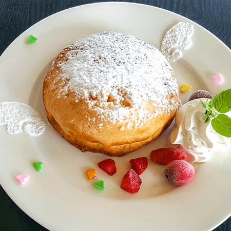 3. 天使のもちほっぺパンケーキ