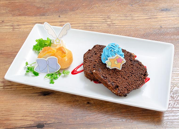 4. To My Dearest~大好きを詰め込んだパウンドケーキ~
