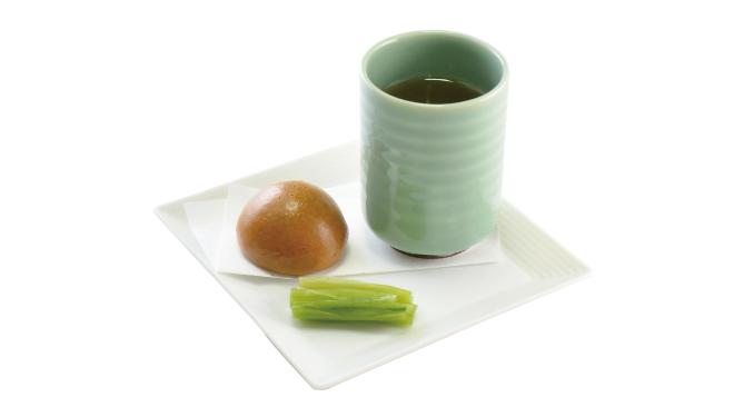 14. わかばのほっこり緑茶セット