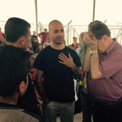 EIZDEEN DENNAYI - MD, National Officer on Human Rights and Peace at IFMSA-Kurdistan; US Army translator, Duhok, Iraq