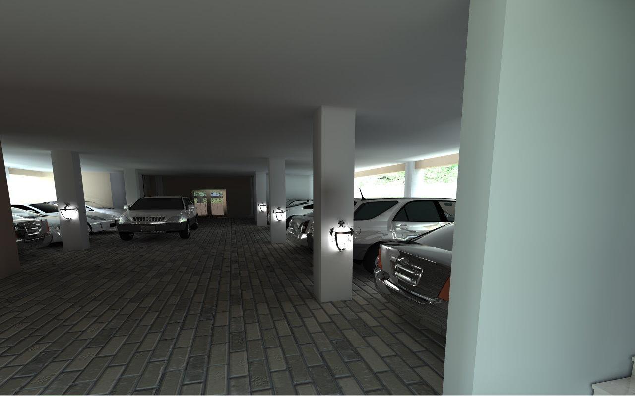Condo Car Park