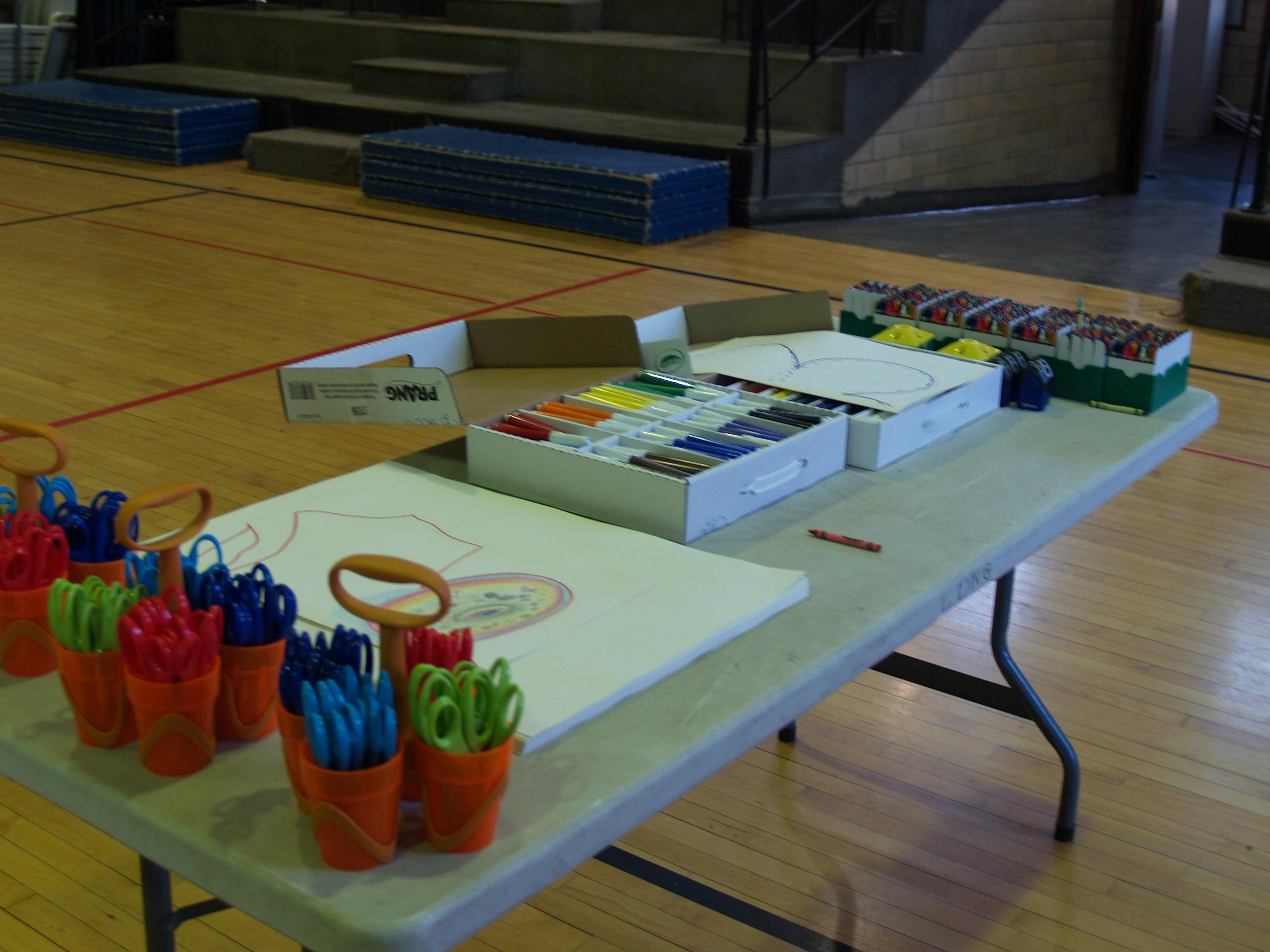 Longfellow Elementary visit