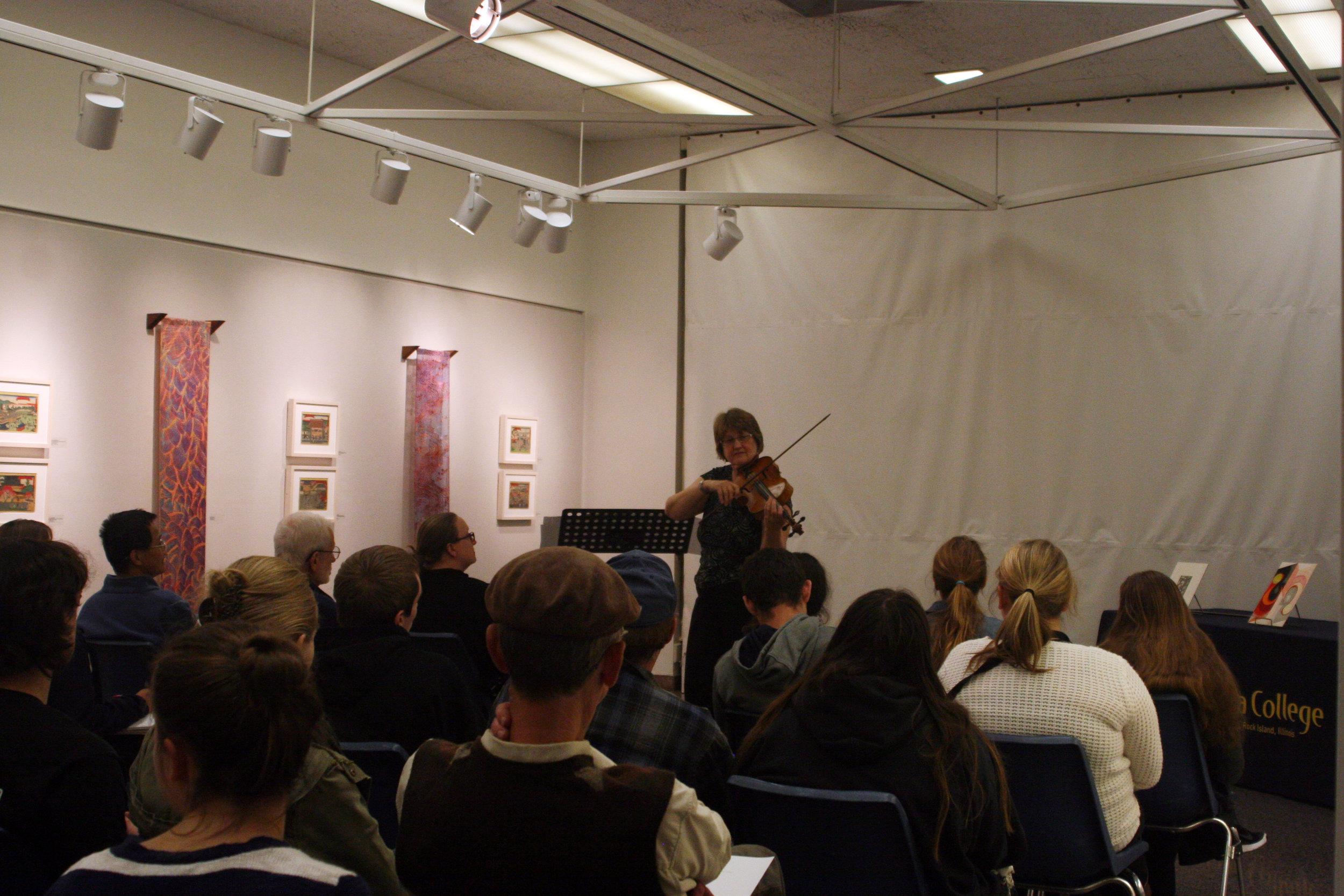 Deb Dakin recital: Oceans + Crossings