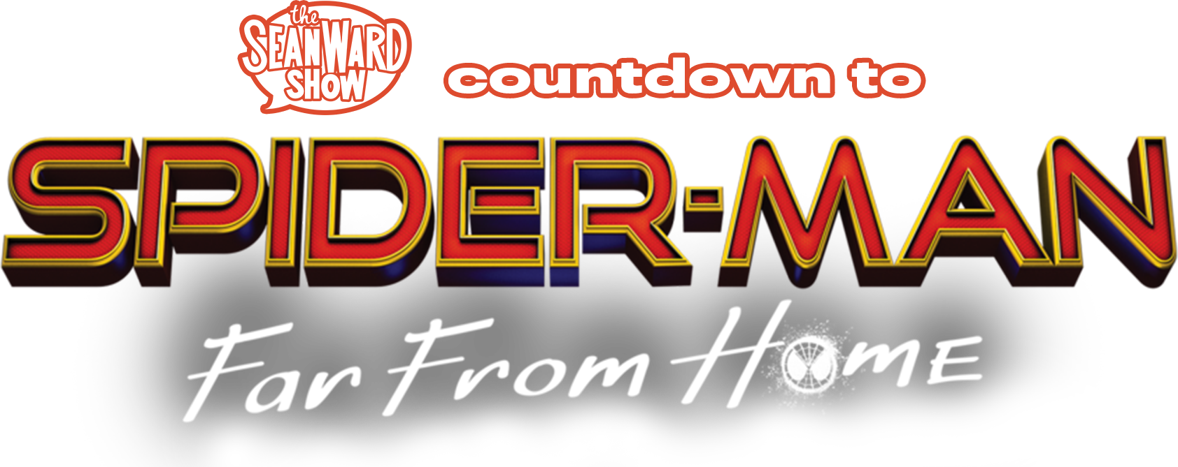 Spider-man far from home logo title.png
